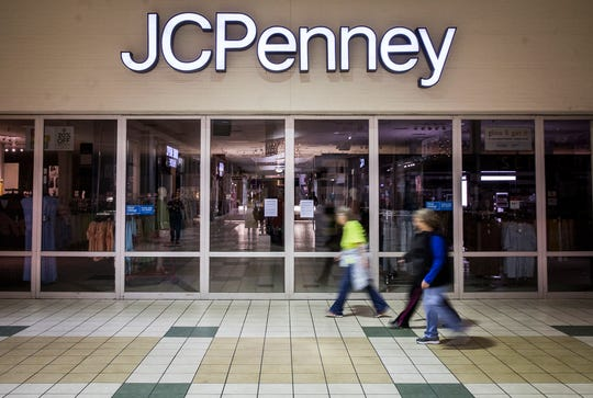 Muncie Mall's J.C. Penney has remained temporarily closed due to COVID-19.