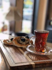 Shehaby's Cafe, 1513 E. Main St. in Murfreesboro, is a Middle Eastern pastry and coffee shop.