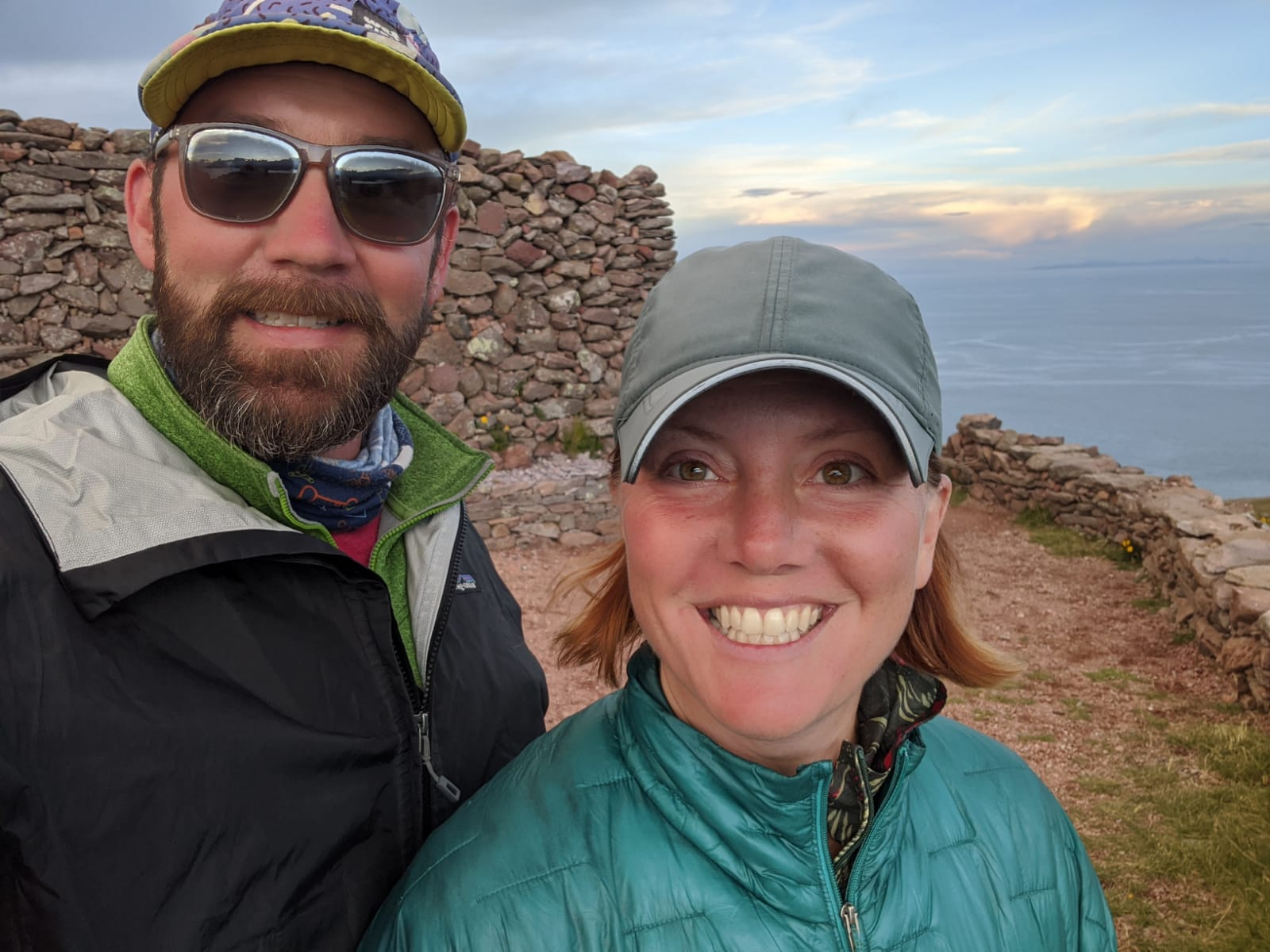 Melissa and Reuben Stugart got caught in the lockdown in Peru while on vacation. They say they plan to ride out the quarantine as best they can in Cusco.