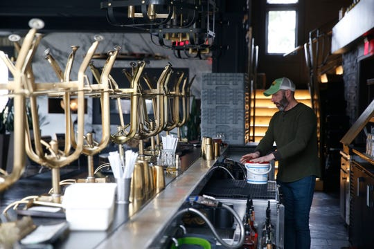 Heritage Food and Drink in Wappingers Falls was among the restaurants that opted to close rather than try to adapt to a takeout-only system. However, it announced this week it would reopen with a revised menu and alcohol options.