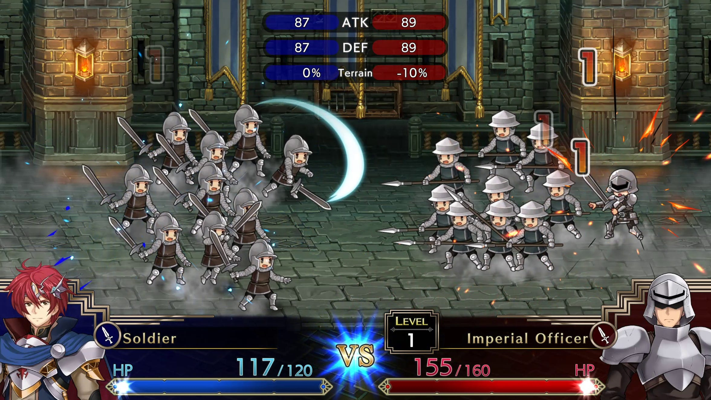 The Langrisser I & II remake for PC, PS4 and Switch.