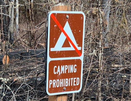 Campgrounds across Oregon at state parks are closing in the wake of the COVID-19 pandemic.