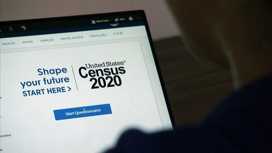 The U.S. Census Bureau encourages households to complete the 2020 Census online. The questionnaire also can be completed by mail or phone.