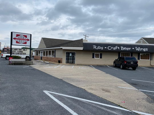"""Peter Roskovich, owner of Adam'sTaphouse Grille and Black Diamond Lodge in Fruitland, says """"Business right now is dead."""""""