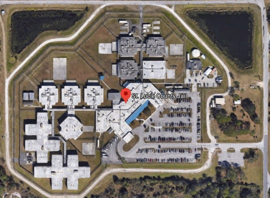St. Lucie County  Jail