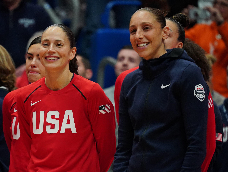 Sue Bird, Diana Taurasi make fifth women's basketball Olympic team