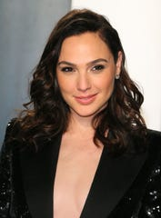 """Gal Gadot rounded up some of her celebrity friends for a quarantine cover of """"Imagine,"""" which she shared to her Instagram. Who's in the vid? Natalie Portman, Jimmy Fallon, Mark Ruffalo and Kristen Wiig just to name a few!"""