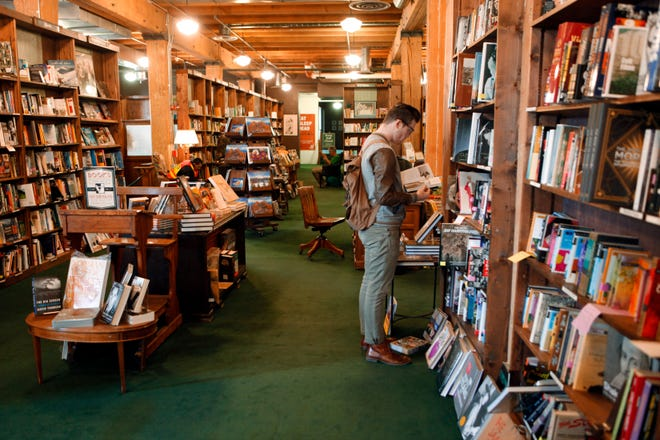 Tattered Cover bookstore in Denver.