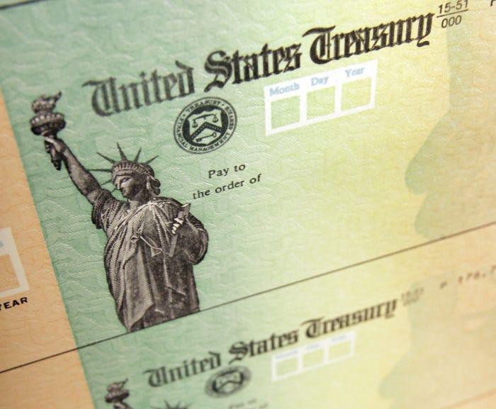 Last-minute revision to coronavirus stimulus widened eligibility for $1,200 checks