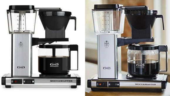 This Technivorm Moccamaster is one of the greatest coffee makers ever, and right now, you can get it on sale for a seriously discounted rate.
