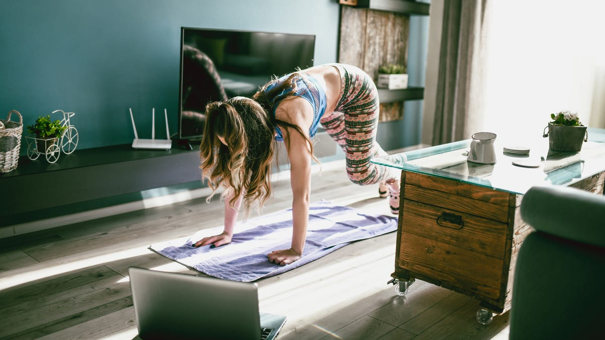 Where To Buy Yoga Mats Weights And Other Fitness Products Amazon Target Lululemon And More