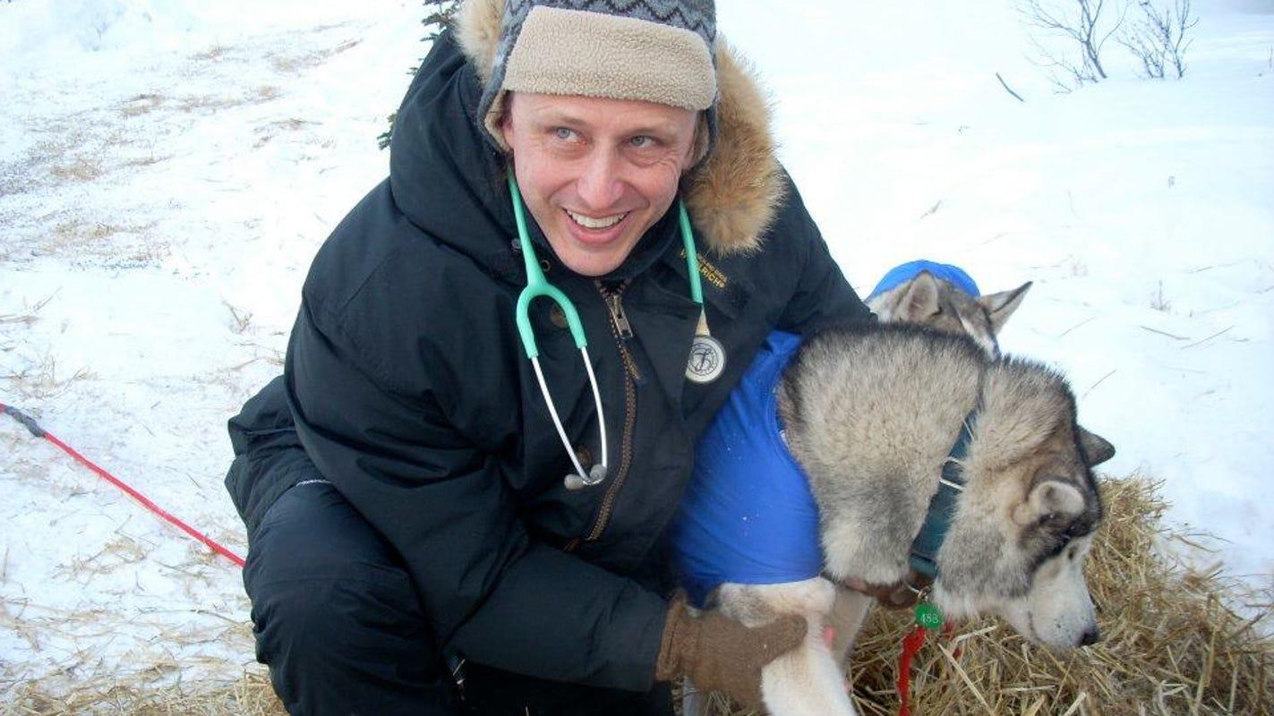 Coronavirus: NJ veterinarian aided Iditarod dogs as sports world was shutting down