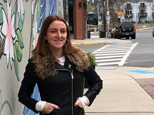 Colleen Nealon, a bartender in Asbury Park, is among thousands of New Jerseyans coping with a sudden, indefinite layoff.
