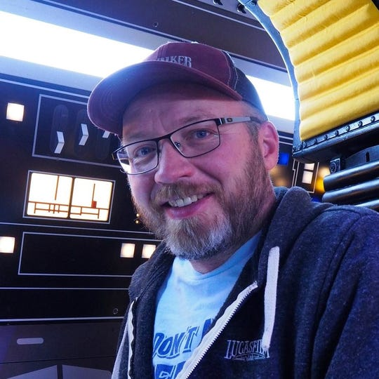 Illustrator Chris Reiff of Norwood will be joining Hasbro as associate principal designer of the Star Wars line of toys.