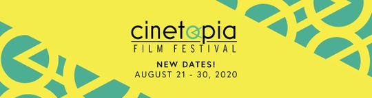 The Cinetopia Film Festival has rescheduled from May to late August.