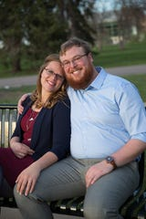 Anne-Marie Kottenstette and Steven Malik were set to get married April 3 in Laporte. The wedding has been postponed for more than a year after the coronavirus shut down the venue and limited gatherings over 10.