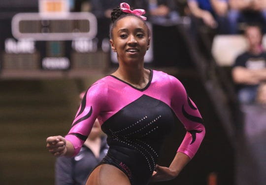 University of Missouris gymnast Aspen Tucker, a Fort Myers High School graduate, saw her senior season end abruptly when the NCAA canceled winter and spring sports seasons March 12 over fears of the spread of the coronavirus.