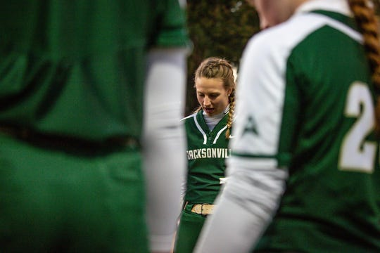 Jacksonville University shortstop Makenzie Buss, a Cape Coral High School product, saw her senior season end abruptly as the NCAA canceled the spring sports season March 12 over fears of the spread of the coronavirus.