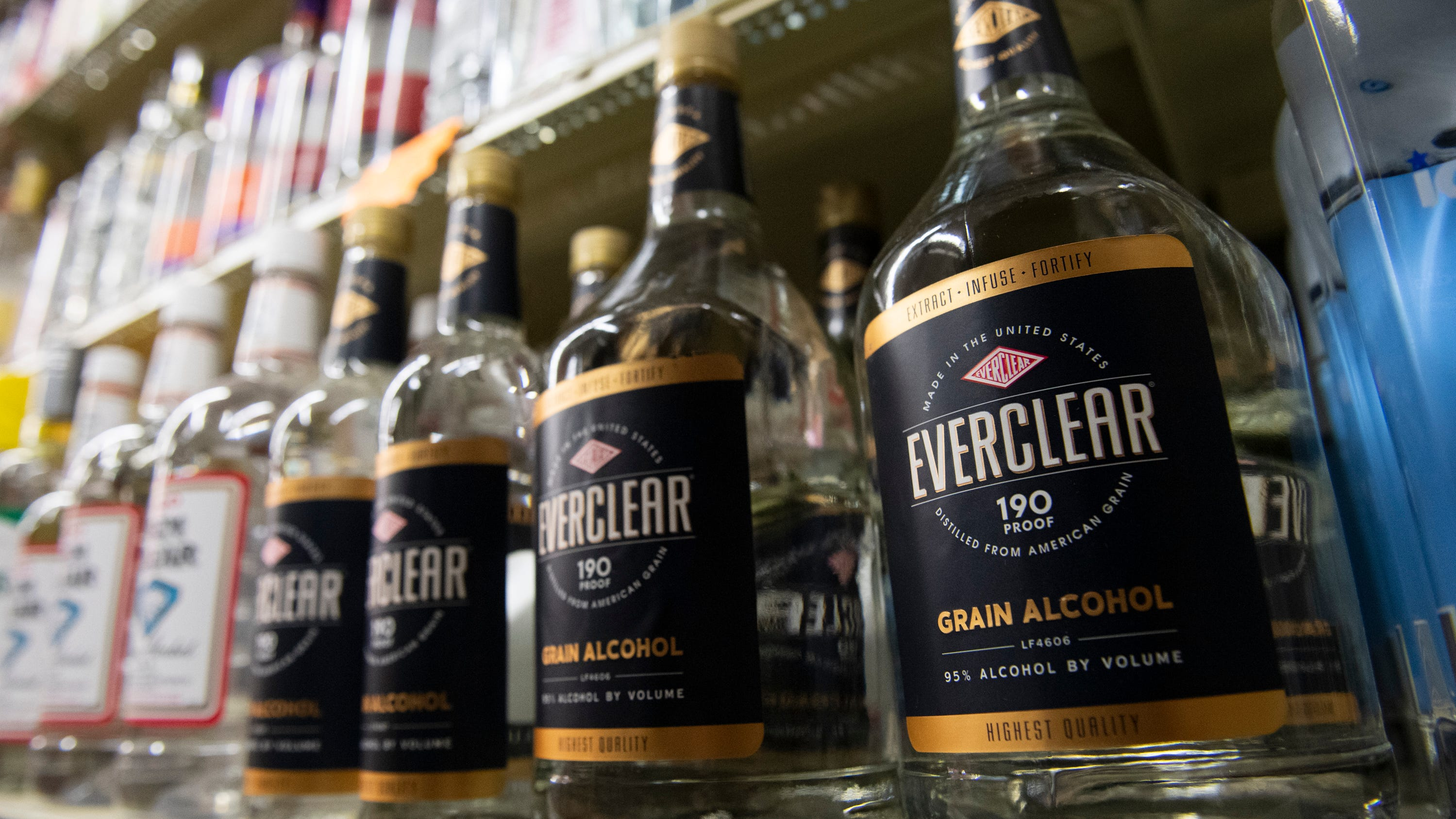 Are liquor stores open during coronavirus? New York says liquor stores are 'essential,' can stay open - USA TODAY