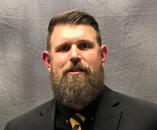 Former C.M. Russell football standout Dennis Morris, who played under the legendary Jack Johnson, is back with the Rustlers as head coach.