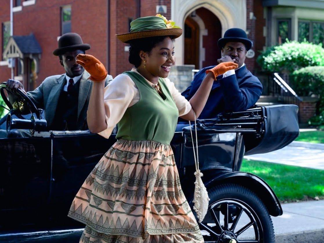 Self Made Madam C J Walker Netflix Show Showcases Female Musicians