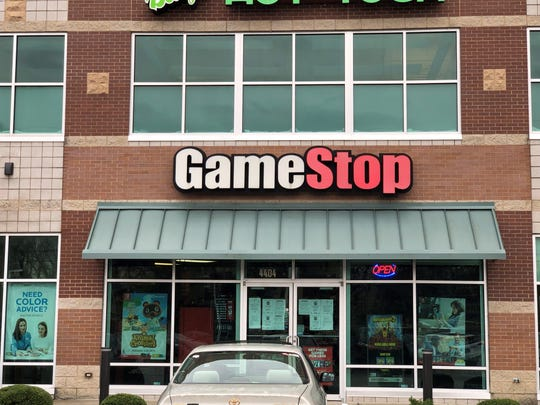 Though measures have been put in place to protect customers and employees during social distancing due to the coronavirus, Game Stop stores like the one in St. Matthews are still operating -- and reporting record sales.