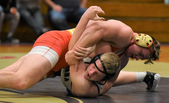 Lexington grad and Otterbein University senior Drew Kasper saw his dream of adding a 2020 NCAA championship to his 2015 state championship shattered when the Division III wrestling nationals were canceled because of the coronavirus pandemic.