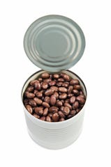 Canned black beans can be used to make myriad delicious dinners.