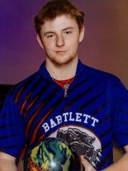Dominic Williams is a senior at Bartlett