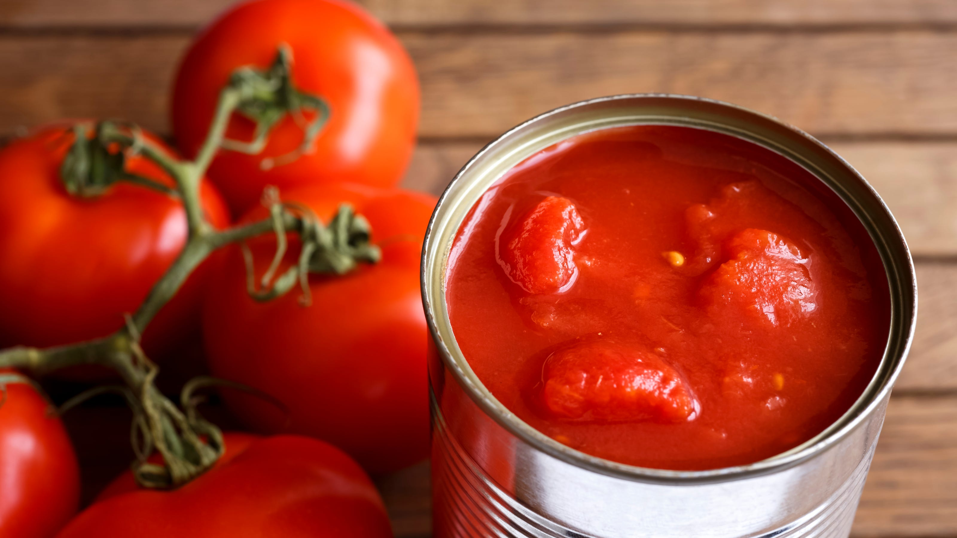 Coronavirus: Five delicious ways to use canned tomatoes