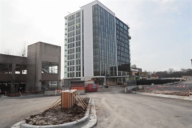 The Renaissance Milwaukee West Hotel, at 2300 N. Mayfair Road, Wauwatosa, is scheduled to open in August. It will be the first Renaissance-branded hotel in Wisconsin.