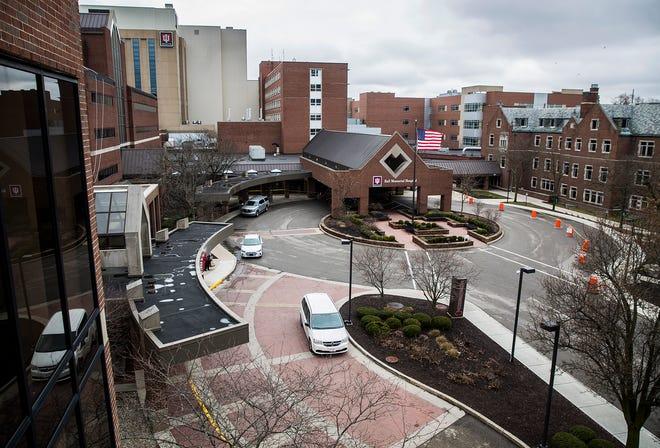 IU Health Ball Memorial Hospital.
