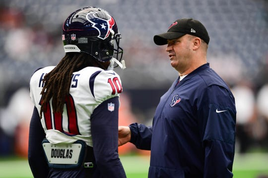 Bill O'Brien's trade of DeAndre Hopkins to the Arizona Cardinals is not going over well with Houston Texans fans.