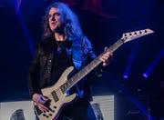 David Ellefson of Megadeth.