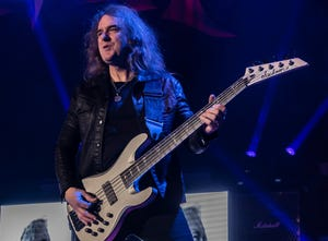David Ellefson of Megadeth.