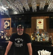 Bobby Angelo is the owner of Boyer's Tavern in Rexmont. The tavern opened just over a week ago.