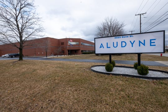 Auto supplier Aludyne, which has a location in Port Huron, said in a statement it will  implement temporary layoffs at all North America and Europe locations in light of its customers' temporary production suspensions announcements.