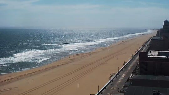 Wish you were at the beach? View the web cameras in Ocean City, Md.