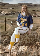 Toni (Brown) Fairbanks will be inducted into the NIAA hall of Fame this year.