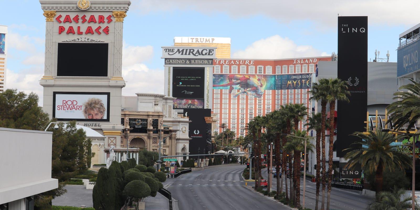 How Long Can Las Vegas Casino Companies Survive A Covid 19 Shutdown