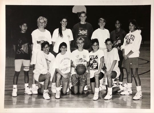 Toni (Brown) Fairbanks and Michelle Palaroan will be inducted into the NIAA hall of Fame this year.