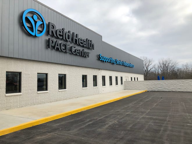 A media open house was held on Thursday, March 12, 2020, at Reid Health's new PACE Center at the former King's Plaza property on Richmond's west side.