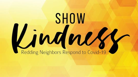 """Kristy Tillman says she started the Show Kindness page on Facebook so neighbors could """"show kindness and support to those being affected by current events."""""""
