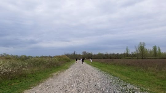 Red River National Wildlife Refuge's nature trails and boat landing remains open although the visitor center has closed during the coronavirus outbreak and quarantine.