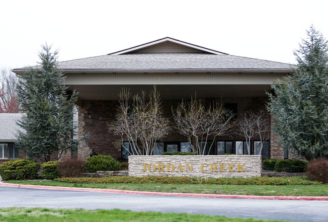 Like many nursing homes across the country, Jordan Creek Nursing & Rehabilitation is on lockdown to prevent the infection and spread of the coronavirus to its residents.