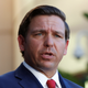 "Gov. Ron DeSantis is ""looking at a very different economic picture""."