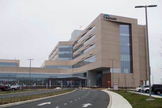 Bayhealth Hospital, Sussex Campus in Milford.