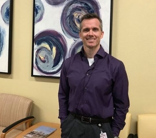 Dr. Jeffrey Swanson of URHCS Physician Group