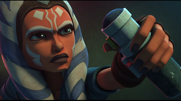 Star Wars: The Clone Wars is one of the most popular series on Disney+.