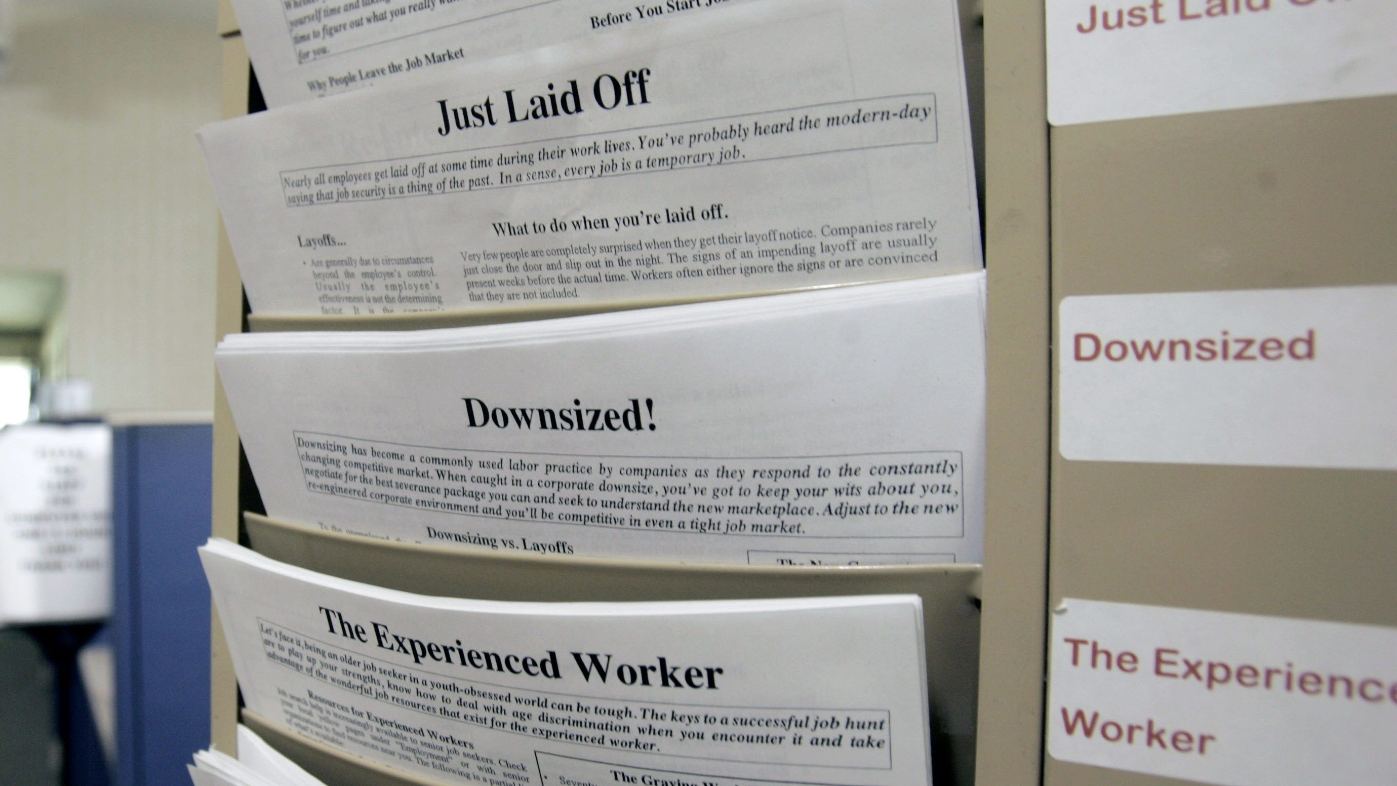 Millions of new unemployment claims expected as layoffs continue to rise